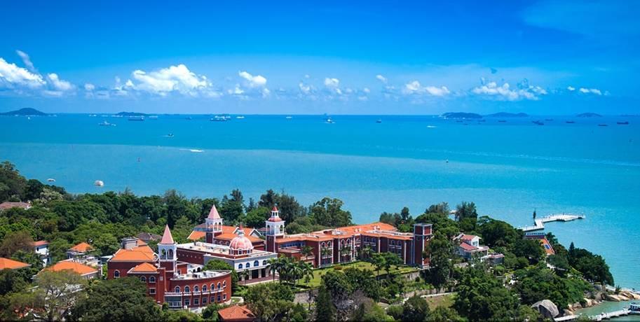 Marine Garden Hotel (Hai Shang Hua Yuan Jiu Dian 海上花园酒店)