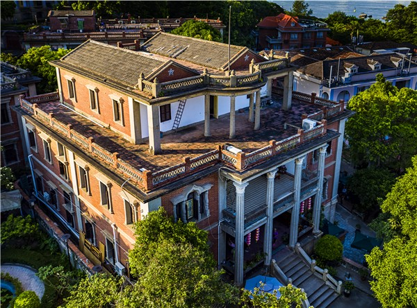 Kulangsu Island (Gulangyu Island) photo gallery