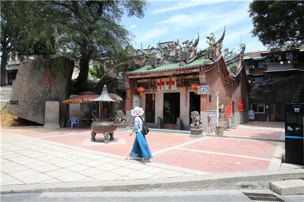 Zhongde Taoist Temple (Zhong De Gong 种德宫)