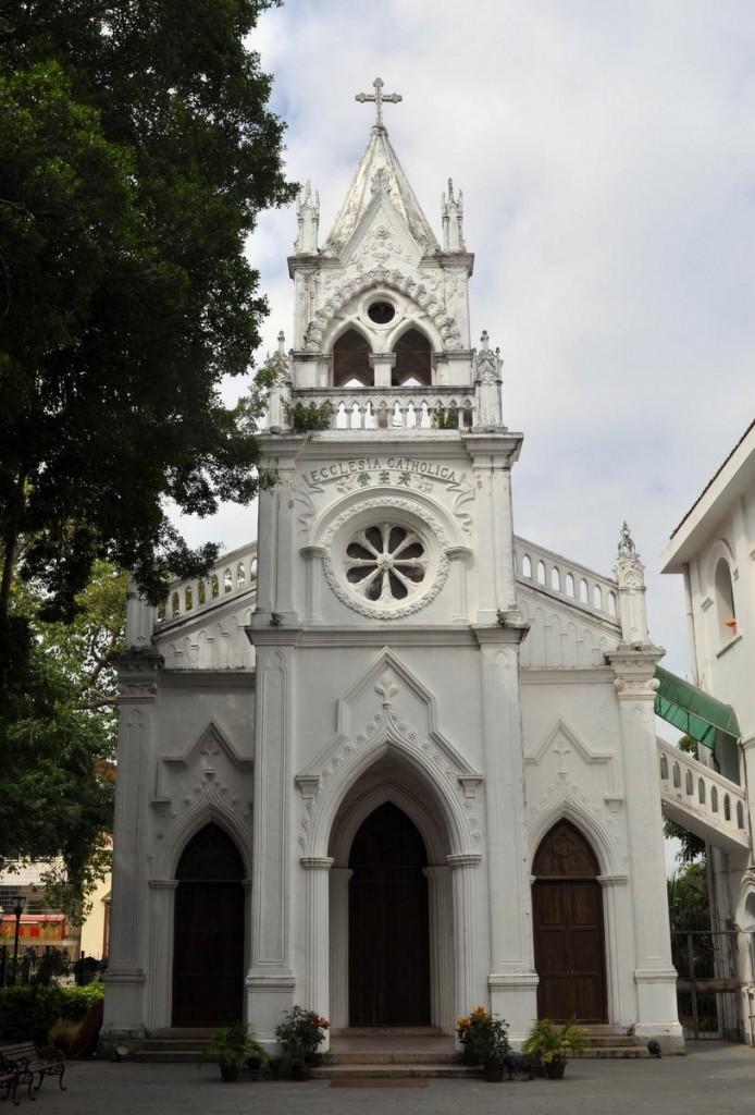 Catholic Church (Tian Zhu Tang 天主堂)