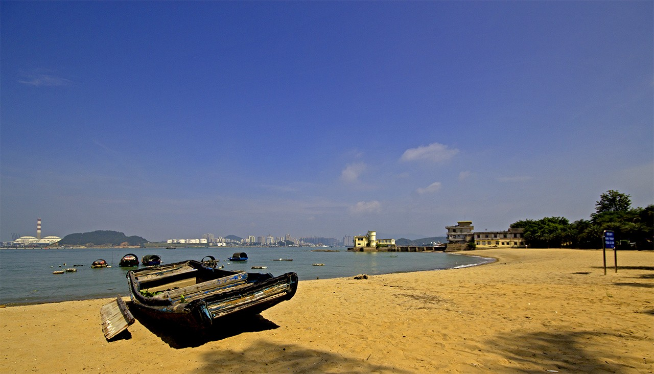 Mei Hua beach(Mei Hua Sha Tan 美华沙滩)