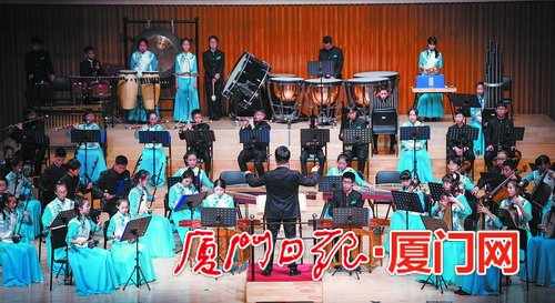 Three Schools Founded on Kulangsu Gathered to Host New Year Concert(三所老鼓浪屿名校再续前缘 联办新年音乐会)